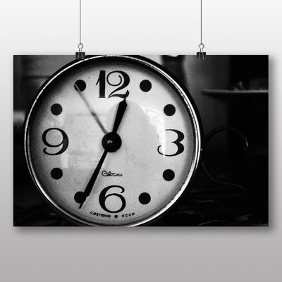 Big Box Art 'The Clock' Photographic Print