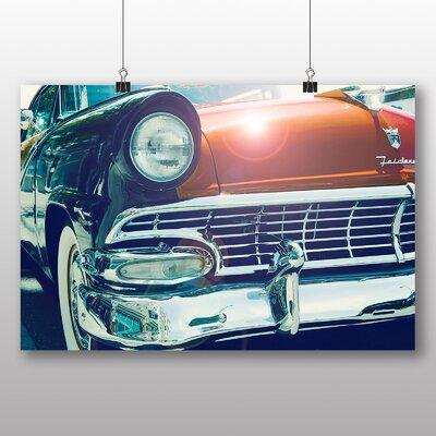 Big Box Art Vintage Classic Car No.6 Photographic Print