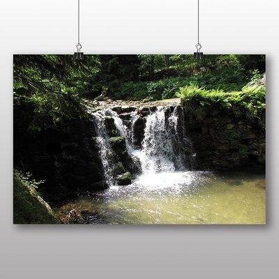 Big Box Art Waterfall No.3 Photographic Print