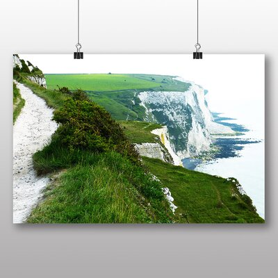 Big Box Art White Cliffs of Dover No.2 Photographic Print