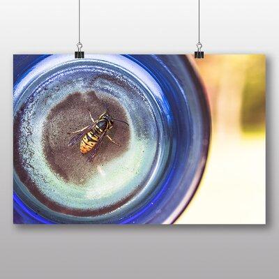 Big Box Art 'Wasp in a Jar' Photographic Print
