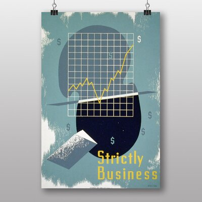 Big Box Art Strictly Business Graphic Art