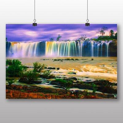 Big Box Art Waterfall No.6 Graphic Art