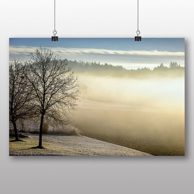 Big Box Art Winter Forest Photographic Print