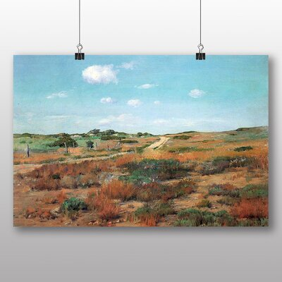 Big Box Art 'Shinnecock Hills' by William Merritt Chase Art Print