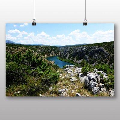 Big Box Art Zrmanja Croatia Photographic Print