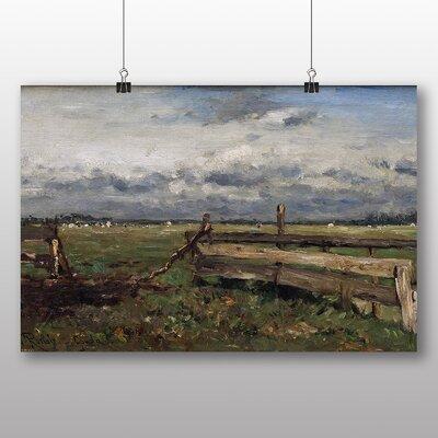 Big Box Art 'Landscape' by Willem Roelofs Art Print