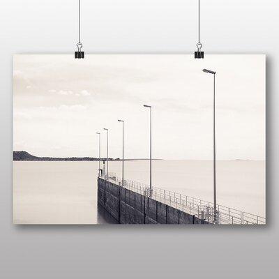 Big Box Art 'Water Lamps' Photographic Print