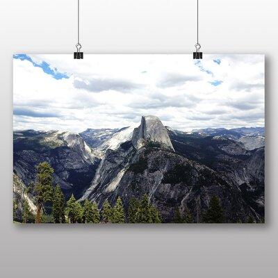 Big Box Art Yosemite National Park Valley USA Photographic Print on Canvas