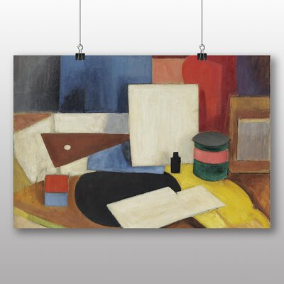 Big Box Art 'Still Life No.2' by Roger de la Fresnaye Art Print