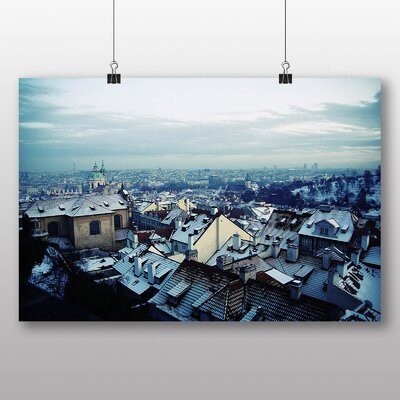 Big Box Art 'Over the City' Photographic Print