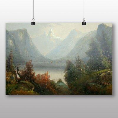 Big Box Art 'Hudson River No.2' by Thomas Cole Art Print