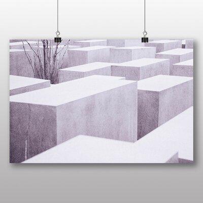 Big Box Art Modern Architecture No.2' Graphic Art
