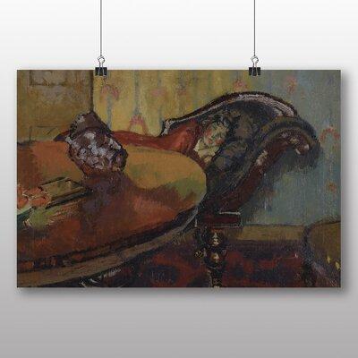 Big Box Art 'The Napoleon III Tobacco Jar' by Walter Sickert Art Print