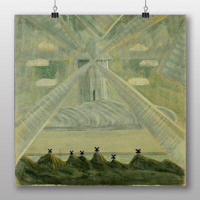 Big Box Art 'Andante' by Mikalojus Konstantinas Ciurlionis Art Print