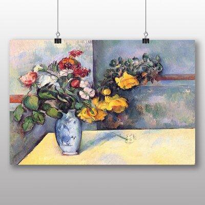 Big Box Art 'Still Life No.6' by Paul Cezanne Art Print