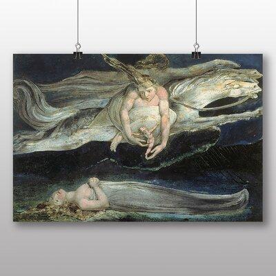 Big Box Art 'Illustration No.3' by William Blake Art Print