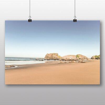 Big Box Art 'Peaceful Beach' Photographic Print