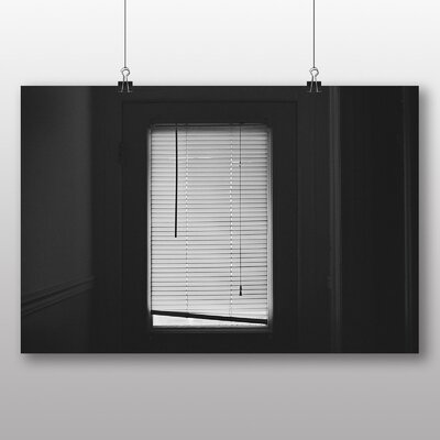 Big Box Art 'The Blind Window' Photographic Print