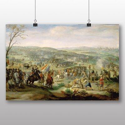 Big Box Art 'the Elder Flemish Proverbs' by Pieter Bruegel Art Print