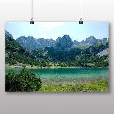 Big Box Art Seebensee Mountain Photographic Print