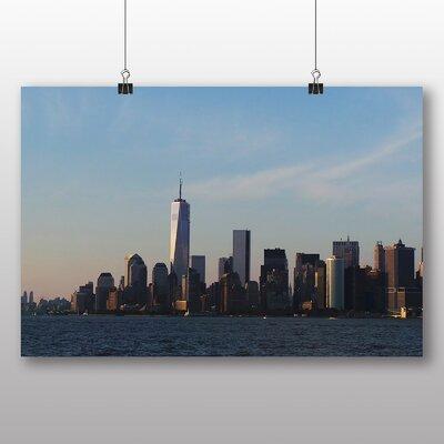 Big Box Art New York City Skyline USA No.24 Photographic Print