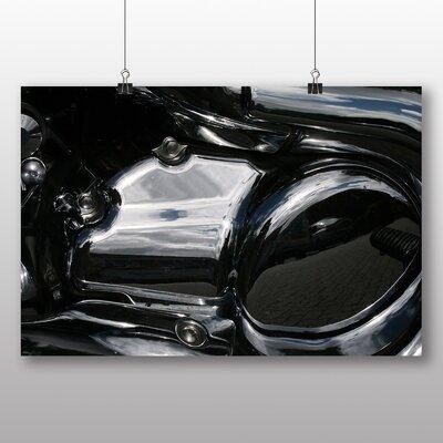 Big Box Art Motorcycle Motorbike Photographic Print