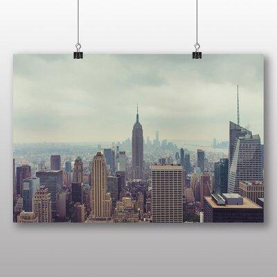 Big Box Art New York City Skyline USA No.18 Photographic Print