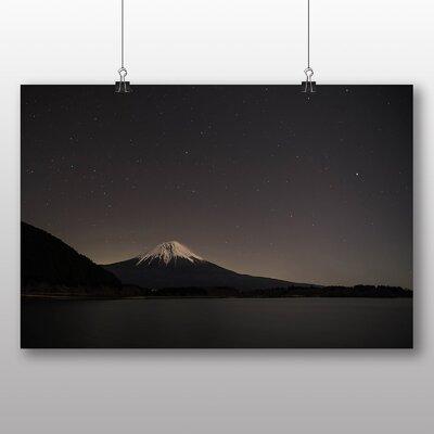 Big Box Art Mount Fuji Mountain No.1 Graphic Art