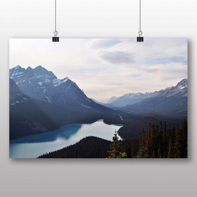Big Box Art Mountain Landscape No.3 Photographic Print