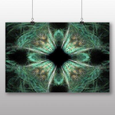 Big Box Art Mixed Fractal Abstract No.15 Graphic Art