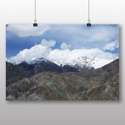 Big Box Art Pakistan Landscape Photographic Print