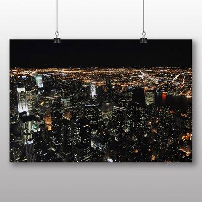 Big Box Art New York City Skyline USA No.6 Photographic Print