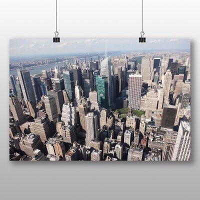 Big Box Art New York City Skyline USA No.15 Photographic Print