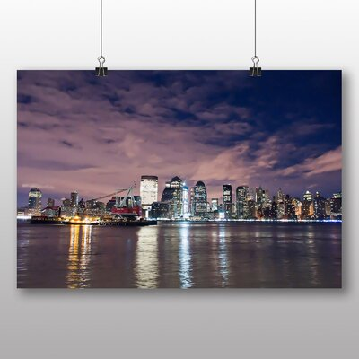 Big Box Art New York City Skyline No.5 Photographic Print
