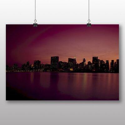 Big Box Art New York City Skyline USA No.23 Photographic Print