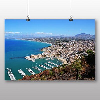 Big Box Art Sicily Italy Photographic Print