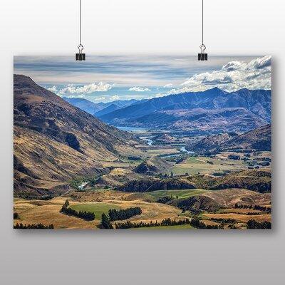 Big Box Art New Zealand Scenery No.5 Photographic Print