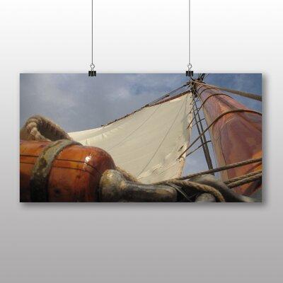 Big Box Art Sailing Ship No.5 Photographic Print