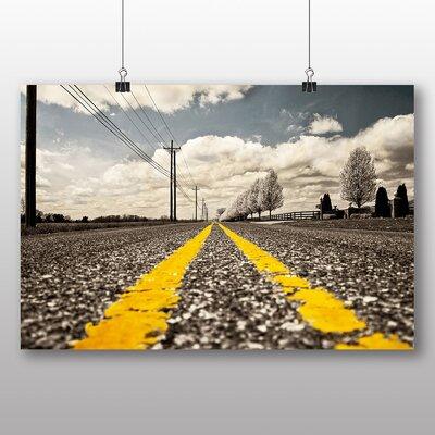 Big Box Art Road No.2 Photographic Print