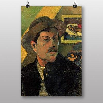 "Big Box Art ""Self Portrait"" by Paul Gauguin Art Print"