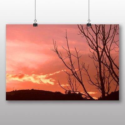 Big Box Art Sunset Photographic Print
