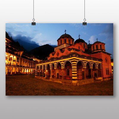Big Box Art Rila Monastery Bulgaria No.2 Photographic Print