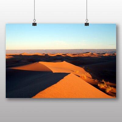 Big Box Art Morocco sand Dune Photographic Print