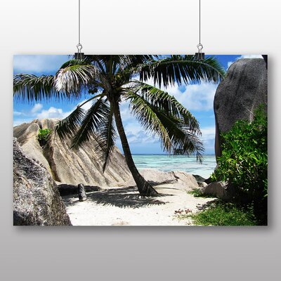 Big Box Art Seychelles Beach No.3 Photographic Print