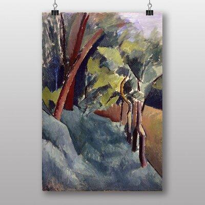 Big Box Art Landscape by Patrick Henry Bruce Art Print