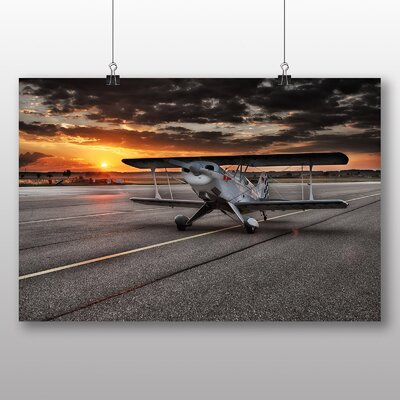 Big Box Art Plane Aircraft No.2 Photographic Print