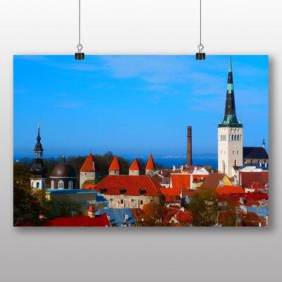 Big Box Art Oleviste Estonia Photographic Print