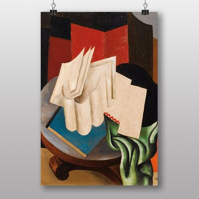 "Big Box Art ""Still Life No.3"" by Roger de la Fresnaye Graphic Art"