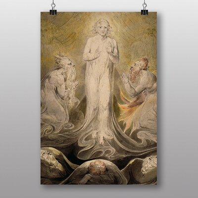 Big Box Art Illustration No.4 by William Blake Art Print